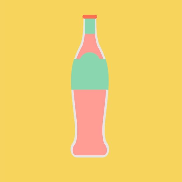 Garrafa de refrigerante