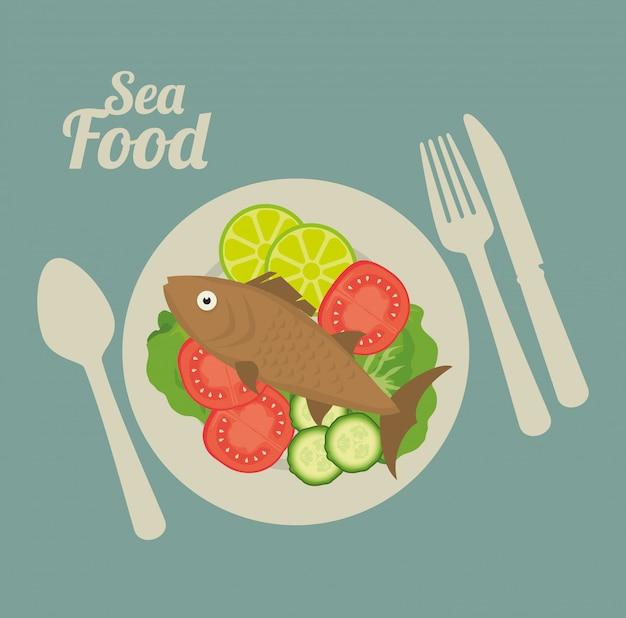 Gastronomia de frutos do mar