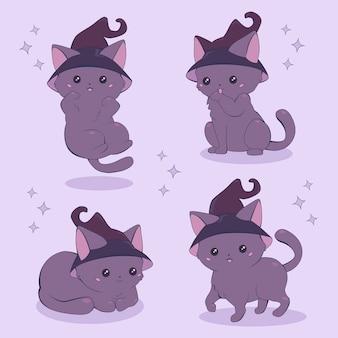 Gatos mágicos