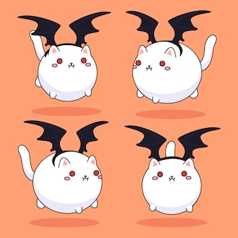 Gatos vampiros