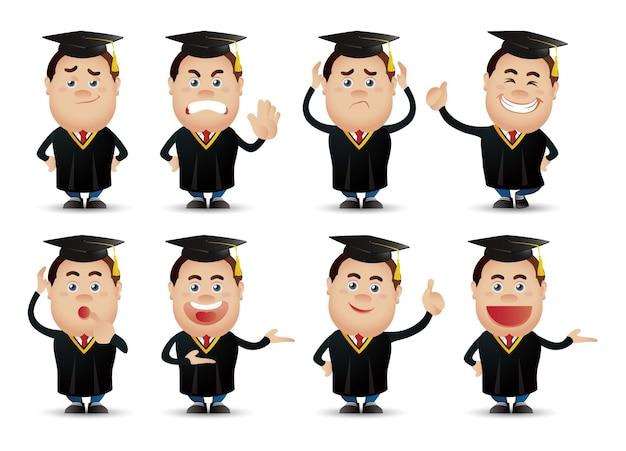 Gente-profissional-estudante fofa