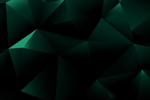 Geometria básica de fundo abstrato e forma de polígono