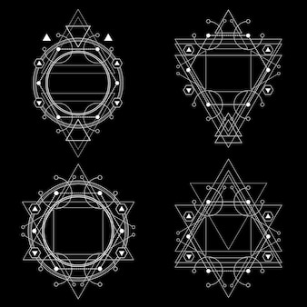 Geometria sagrada antiga