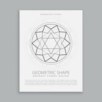Geometria sagrada forma espiritual