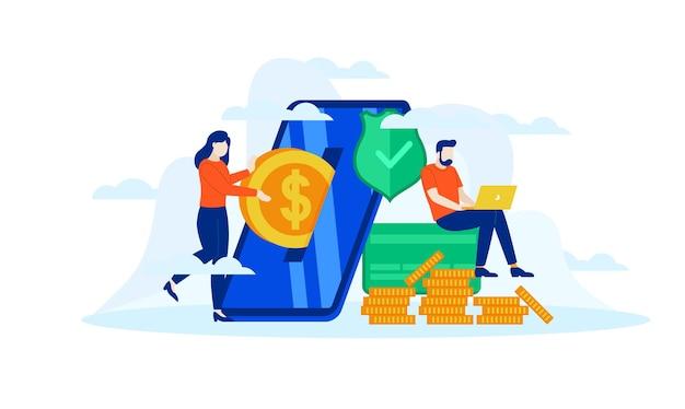 Gerenciar finanças economizar