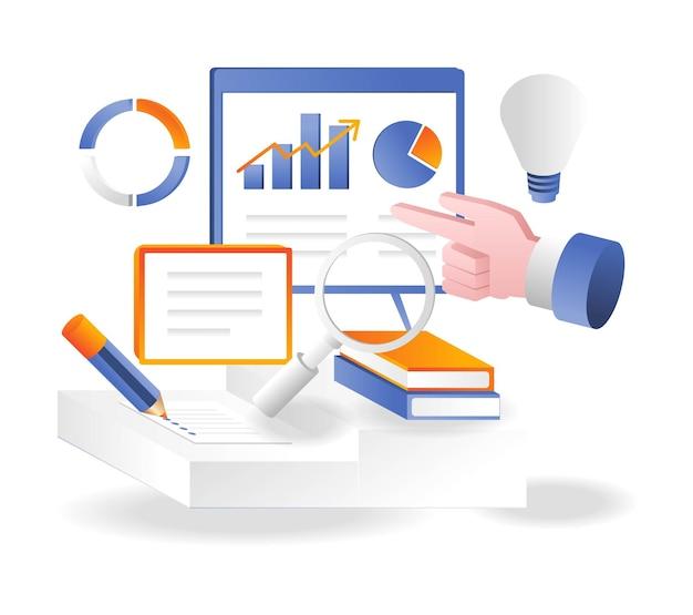 Gestão de investimentos empresariais e treinamento de rh