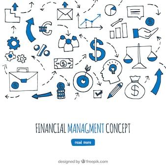Gestão financeira com elementos divertidos