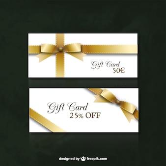 Gift card de desconto