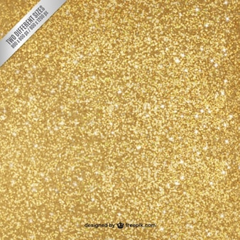 Glitter background ouro