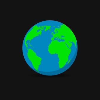 Globo da terra