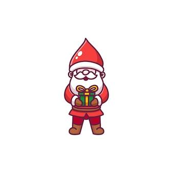 Gnomos celebram o natal