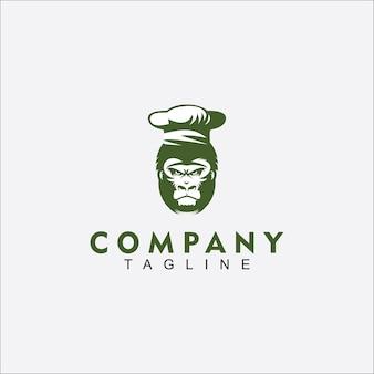 Gorrila koki logo business
