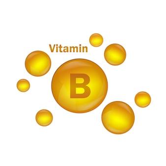 Gota de ouro de vitamina a