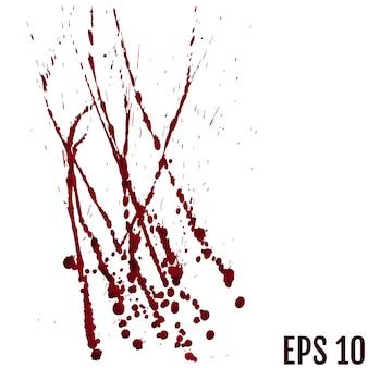 Gotas de sangue