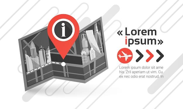 Gps pin map