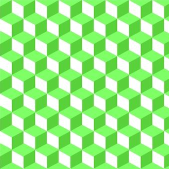 Grade verde padrão sem emenda abstrata