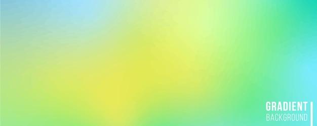 Gradient mesh background color ilustração colorida brilhante em estilo desfocado