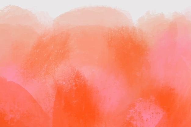 Gradiente abstrato mão pintado fundo