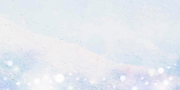 Gradiente de aquarela roxo com vetor de fundo de luz bokeh