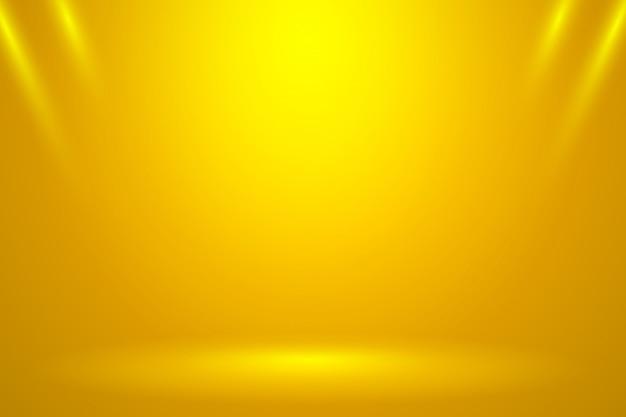 Gradiente de ouro abstrato, exibição