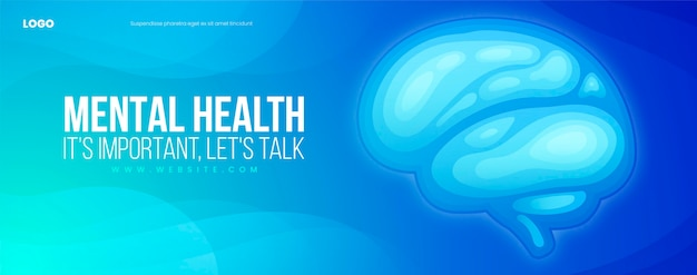 Gradiente saúde mental capa do facebook