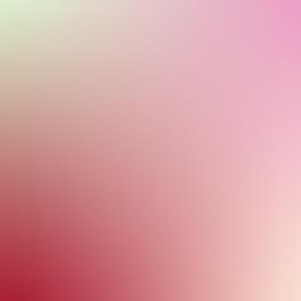 Gradiente, vermelho desfocado, rosa, verde espuma do mar, papel de parede gradiente de dólar de areia, ilustração vetorial de fundo