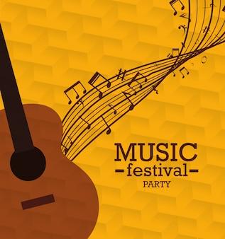Gráfico de arte musical