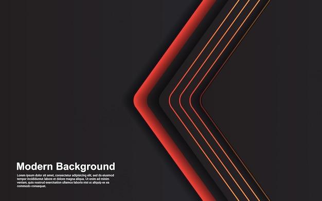 Gráfico de vetor de ilustração de cor de gradientes hipster abstrato