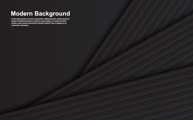 Gráfico de vetor de ilustração de diagonal abstrato