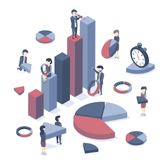 Gráficos de análise de dados