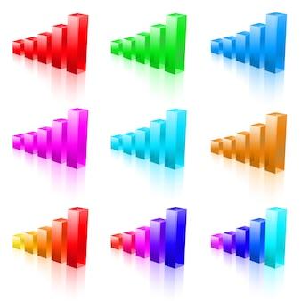 Gráficos de barras abstratos
