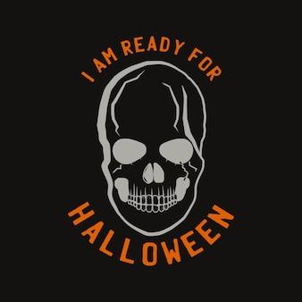 Gráficos de distintivo de tipografia de halloween vintage com abóbora, fita e texto de citação - é melhor a bruxa ter meus doces. rótulo de emblema assustador de férias. adesivo de vetor de ações
