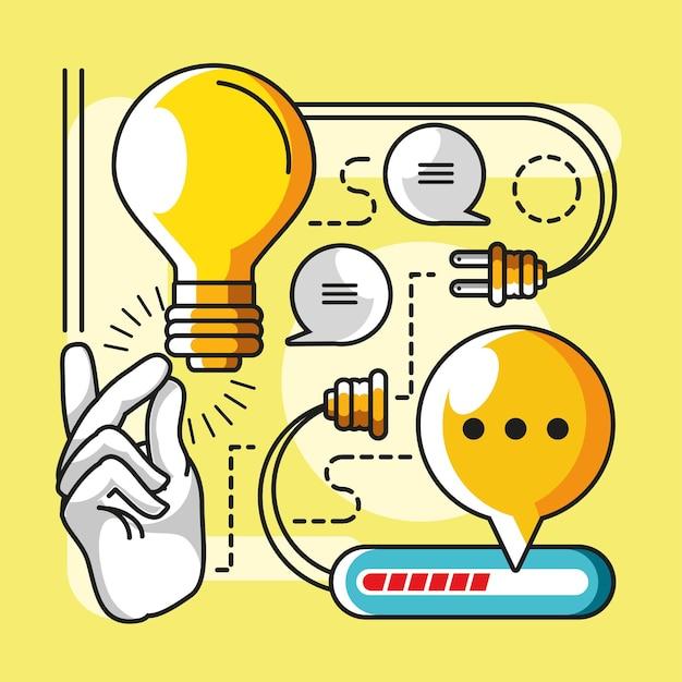 Grande ideia, processo de criatividade, imaginação