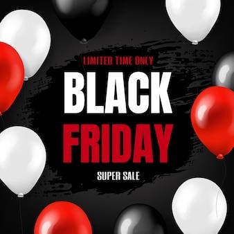 Grande promoção da black friday