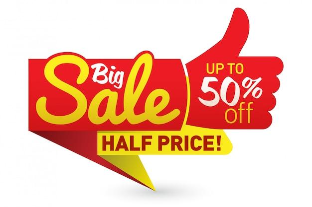 Grande venda preço oferta negócio vector etiquetas modelos adesivos desenhos com como gesto. ilustração vetorial