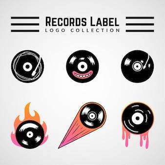 Gravar coleção de logotipo