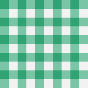 Green gingham seamless pattern tiras perpendiculares textura para toalhas de mesa xadrez