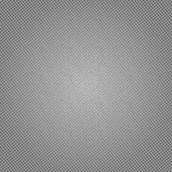 Grelha metálica abstrata cinza