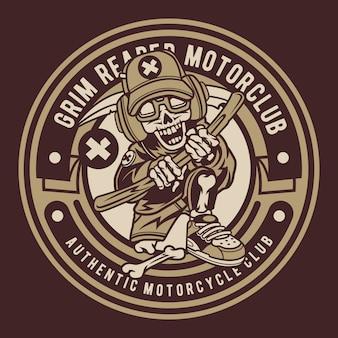 Grim reaper motorclub