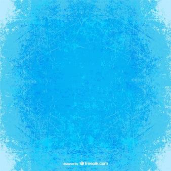 Grunge azul textura