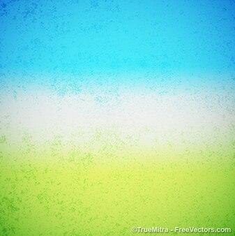Grunge fundo colorido. azul, branco e verde