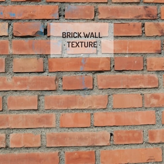 Grunge textura da parede de tijolo
