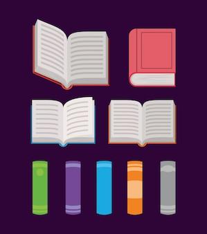Grupo de livros