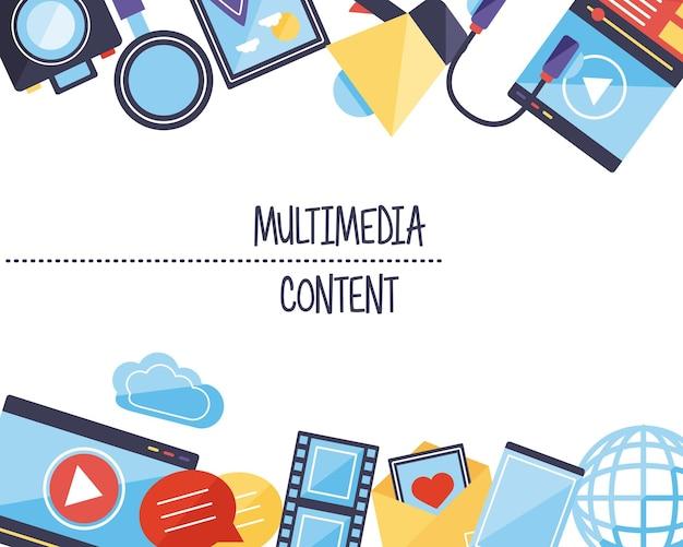 Grupo de símbolo de conteúdo multimídia