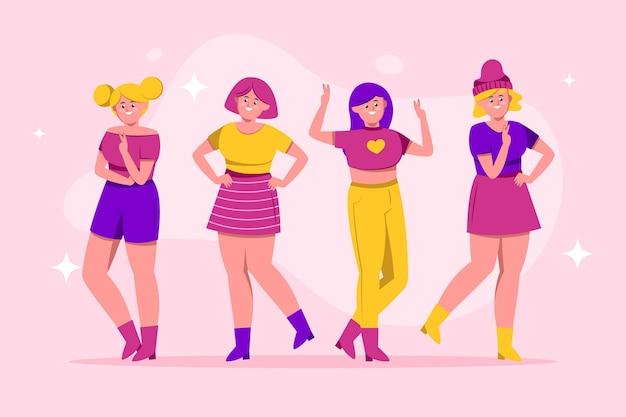 Grupo feminino de k-pop
