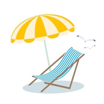 Guarda-chuva e solário
