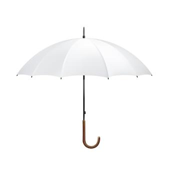 Guarda-chuva em branco