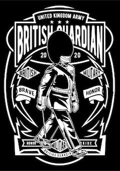Guardião britânico
