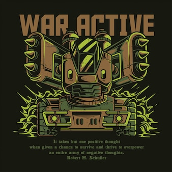 Guerra ativa