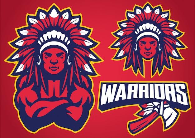 Guerreiro nativo americano